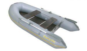 Лодка ПВХ CatFish (КэтФиш) 270 надувная под мотор