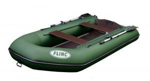 Лодка ПВХ Флинк (Flinc) FT340K надувная под мотор