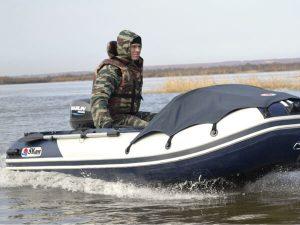 Лодка ПВХ SMarine SDP 365  надувная под мотор
