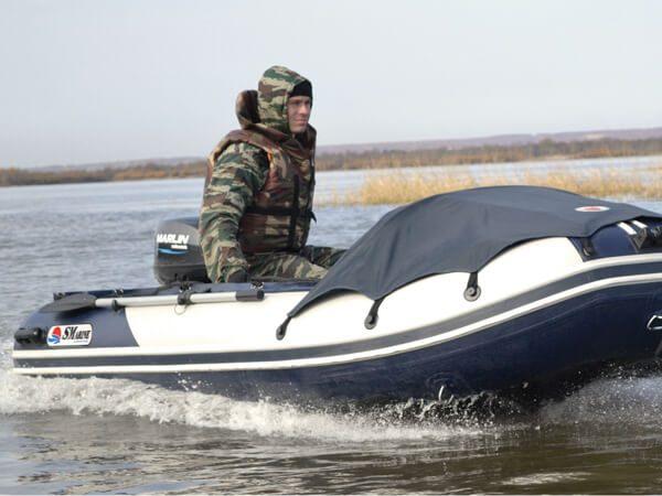 Фото лодки SMarine SDP 365