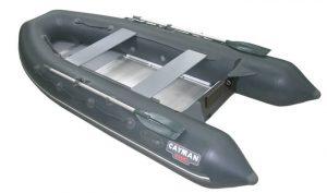 Лодка ПВХ Кайман N-360 надувная под мотор