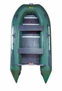 Фото лодки Инзер 350 V (киль)