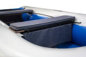 Мягкая накладка с сумкой (верх ткань) (60 см)