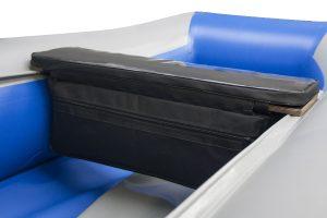 Мягкая накладка с сумкой (верх пвх) (110 см)