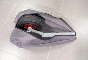 Чехол-сумка для транцевых колес на молнии