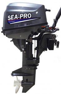 Фото мотора Сеа Про (Sea Pro) F 9.8S (9,8 л.с., 4 такта)