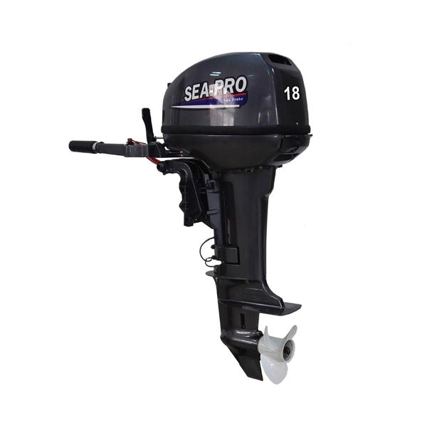 Фото мотора Сеа Про (Sea Pro) T 18S (18 л.с., 2 такта)