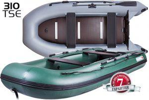 Лодка ПВХ Юкона (YUKONA) 310TSE (F) надувная под мотор