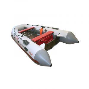 Лодка ПВХ Альтаир PRO ultra 400 надувная под мотор